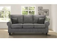 Reina 3 Seater Sofa selling at £275 BRAND NEW IN PACKAGING
