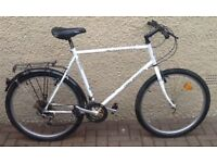 "Bike/Bicycle. GENTS SHOGUN "" TRAIL BREAKER "" MOUNTAIN BIKE"