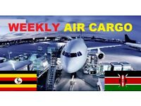 AIR AND SEA CARGO SHIPPING TO UGANDA AND KENYA