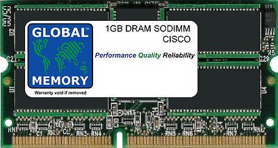 1 Go Dram SODIMM CISCO Catégorie 6500 & 7600 routeurs SUP MOTEUR & RSP