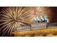 Accommodation in a good hotel for TWO people in BERLIN (30.12.16 - 02.01.17) NEW YEAR for