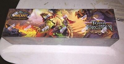 World Of Warcraft Tomb Of The Forgotten Epic Collection for Card Game WoW