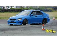 Supercharged Lexus IS200 Drift - Modified - Track Car