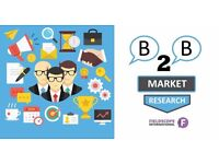 Market research for small business owners