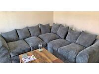 BEST PRICE LIVERPOOL JUMBO CORD CORNER OR 3+2 SEATER SOFA SET AVAILABLE IN STOCK