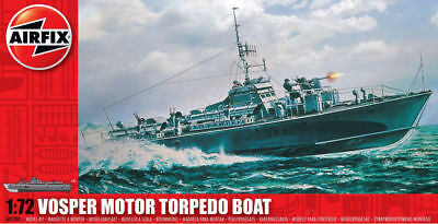 Airfix A05280 1/72 WWIl British Vosper Patrol Torpedo Boat