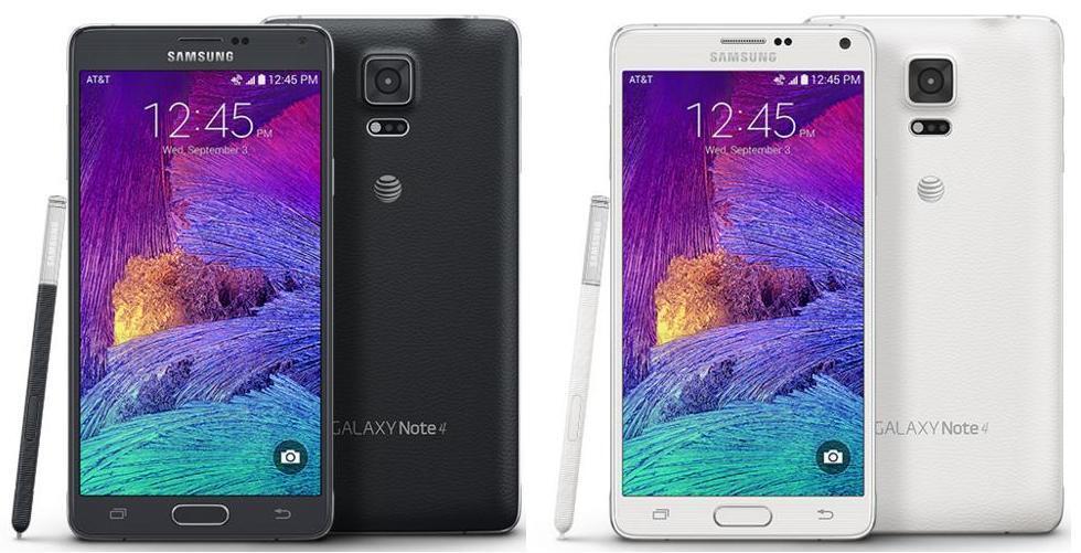 NEW boxed Samsung Galaxy Note 4 SM-N910A AT&T UNLOCKED 4G 32