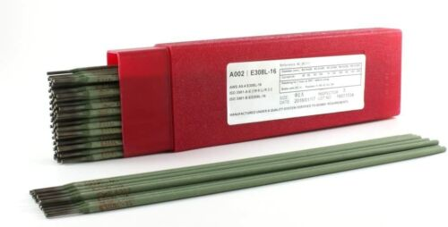 "E308L-16 - Stainless Steel Welding Electrode - 12"" x 3/32"" (4.4 LB) Welding rods"