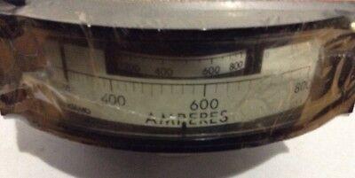9081852100 Sangamo Adf-7 Ampere Demand Meter 600