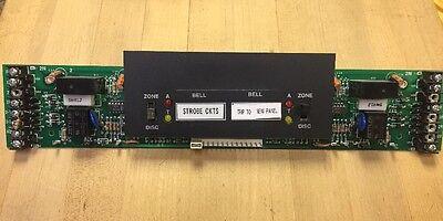 Nac Bell Card 2n Dpm155a For Harrington Hs-3000 Fire Alarm Panel Potter Ce-b