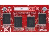 Tyros 4/5 flash memory ram 1GB
