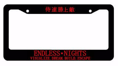 Endless Nights JDM Drift Race Tuner Decal Sticker FCNo2453