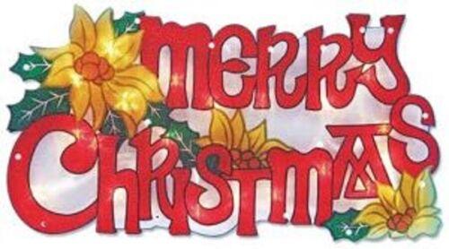 The+Workshop+Metallic+Merry+Christmas+20+LED+White+Bright+Lights+Curtain+Window