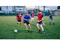 Footballers wanted for friendly 5-a-side in Acton, Wednesday evenings