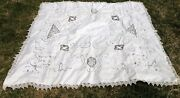 Italian Linen Tablecloth