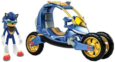 Sonic The Hedgehog Girl (Sonic The Hedgehog Sonic Boom Blue Force One Action Figure & Vehicle)