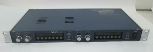 APHEX 1100 DUAL TUBE MICROPHONE PREAMPLIFIER
