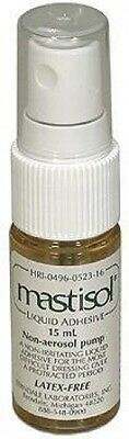 Mastisol Medical Liquid Adhesive 15ml Spray Bottle Ferndale Mastisol Liquid Adhesive