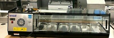 Omcan 44394 Rs-cn-0084 - Sushi Display Case 58 W 120v