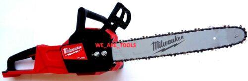 "New Milwaukee 2727-20 Chainsaw 16"" Inch M18 Brushless Cordless 18 Volt Li-Ion"