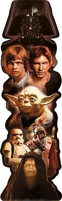 STAR WARS - BOOKMARK - BRAND NEW - BOOK READING GIFT 8552