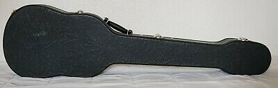 (As-Is) Concert Acoustic Electric Guitar Hard Shell Case, Black