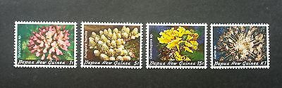 - Papua New Guinea Corals Definitive Stage II 1983 Reef Marine Ocean (stamp) MNH