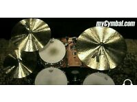 Individual sale or as a set. Zildjian K Dark