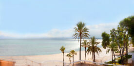 Holiday in the Balearic Islands Spain