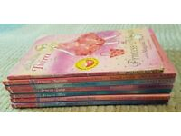 The Tiara Club Book Series by Vivian French #7-10, Princess Megan