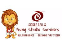 Enthusiastic Admin Assistants for Sickle cell Charity
