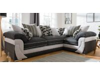 Gorgeous Hannah brand new corner sofa**Free delivery**