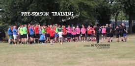 AFC Stockport - Pre-Season Training has now begun