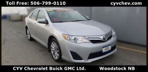 2014 Toyota Camry LE - Sunroof - $62/Week