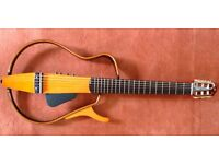 "Yamaha SLG130NW Nylon string electric ""Silent Guitar"""