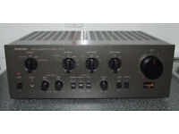 Technics SU-V6 Integrated HiFi Stereo Amplifier - High End Model