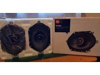 """JBL GX862 - 5"""" x 7"""" / 6"""" x 8"""" 180W coaxial car audio loudspeaker £30"""
