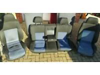 Car Seats For VW Golf, Bora