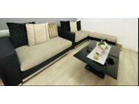 Dfs corner sofa set