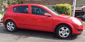 Vauxhall Astra 1.4 I 16v Breeze, 58 reg, 5dr