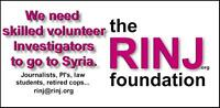 The RINJ Foundation Needs Volunteers For Africa and Mid-East