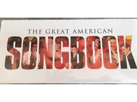 The great American SONGBOOK AND 10 cds limited edition £39