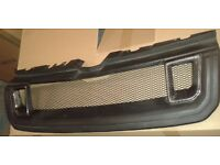 Kahn Land Rover Range Rover Evoque L538 Front Grille RS with Carbon sections