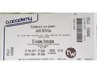 Jacob Sartorius concert tickets x3