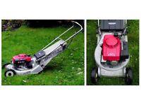 For Sale - Honda HR194 QX Lawnmower