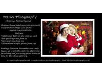 Christmas Themed special portraits from £35