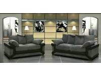 Dino sofa 3+2 Seater **Free delivery**