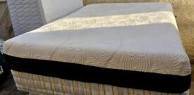 SELECTION OF SPARE MATTRESSES - KINGSIZE & DOUBLE- GOOD USED CONDITION - £25 EACH