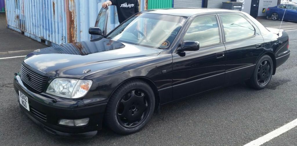 Lexus Vvti Black Drift Car In Basildon