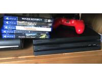 PLAY STATION 4 PRO PS 4